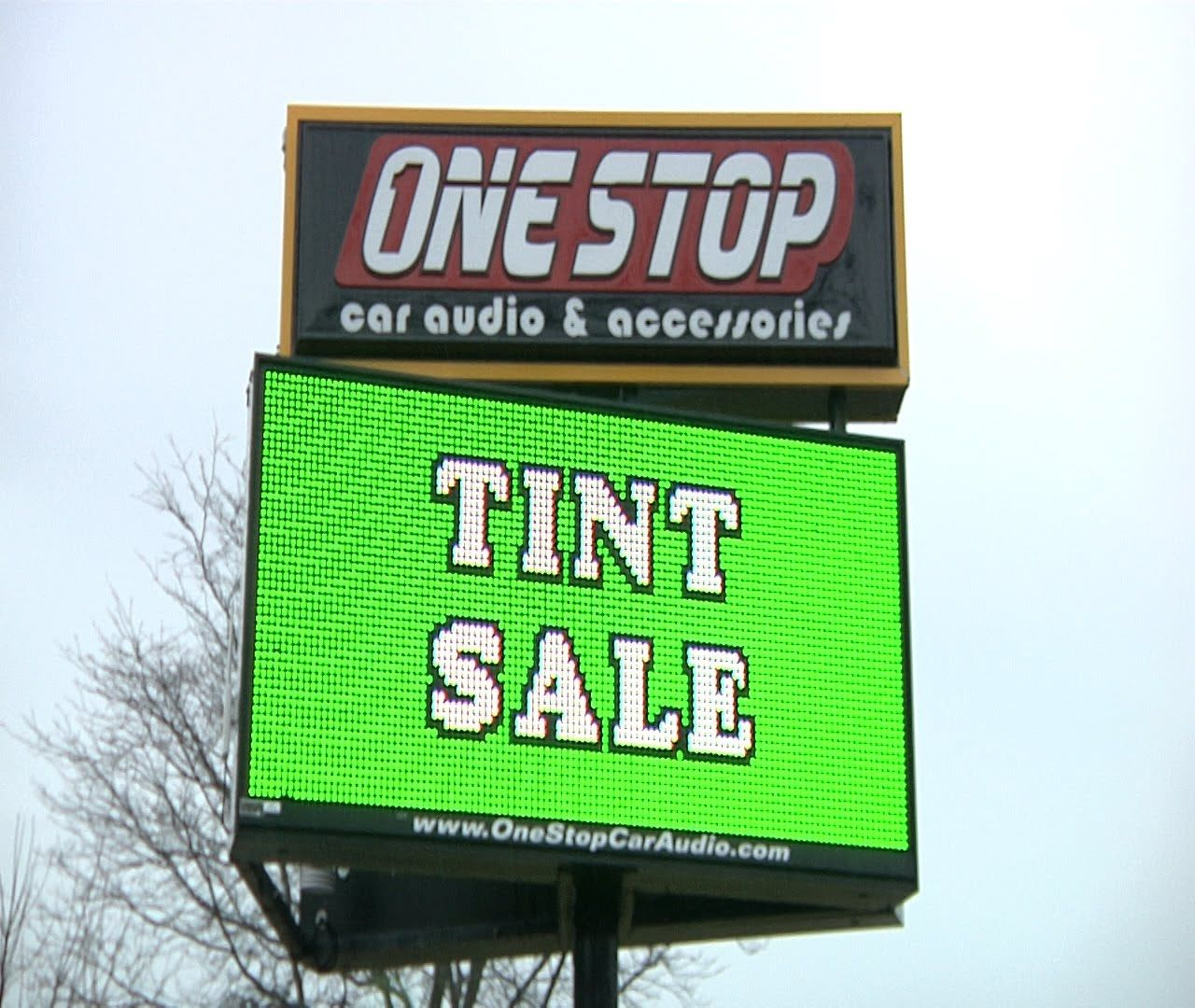 ONE STOP AUTO For QUALITY WINDOW TINTING On NEW ROAD