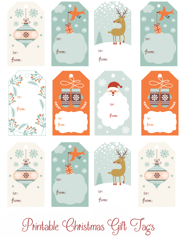Cute Printable Christmas Gift Tags Thrifty Mommas Tips Free Printable Christmas Gift Tags Christmas Gift Tags Printable Free Christmas Printables