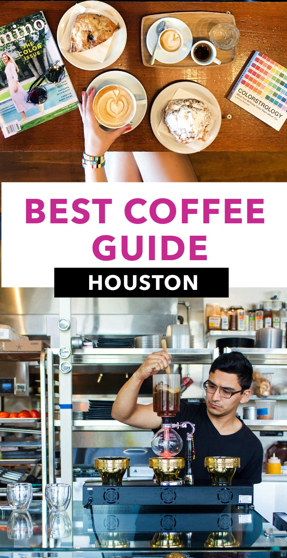 A guide to houstons best coffee shops best coffee shop