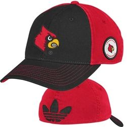 0f6545b43ce68 Hot Louisville Cardinals hat!