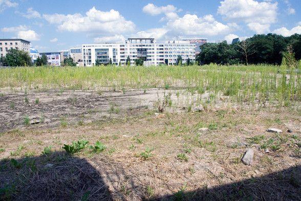 Site of Gestapo Headquarters, Berlin in 2008 FErgus Murray