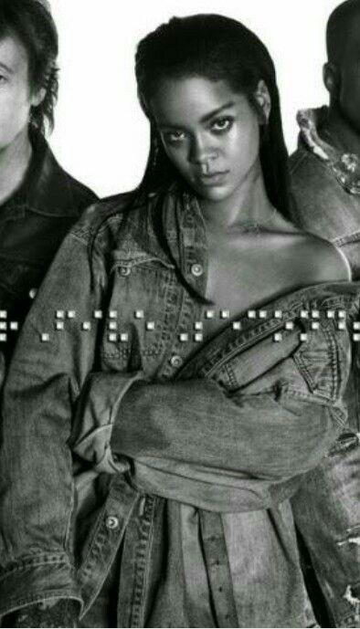 Love Rihanna S Outfit In Four Five Seconds Rihanna Kanye West Kanye West Paul Mccartney Rihanna Paul Mccartney