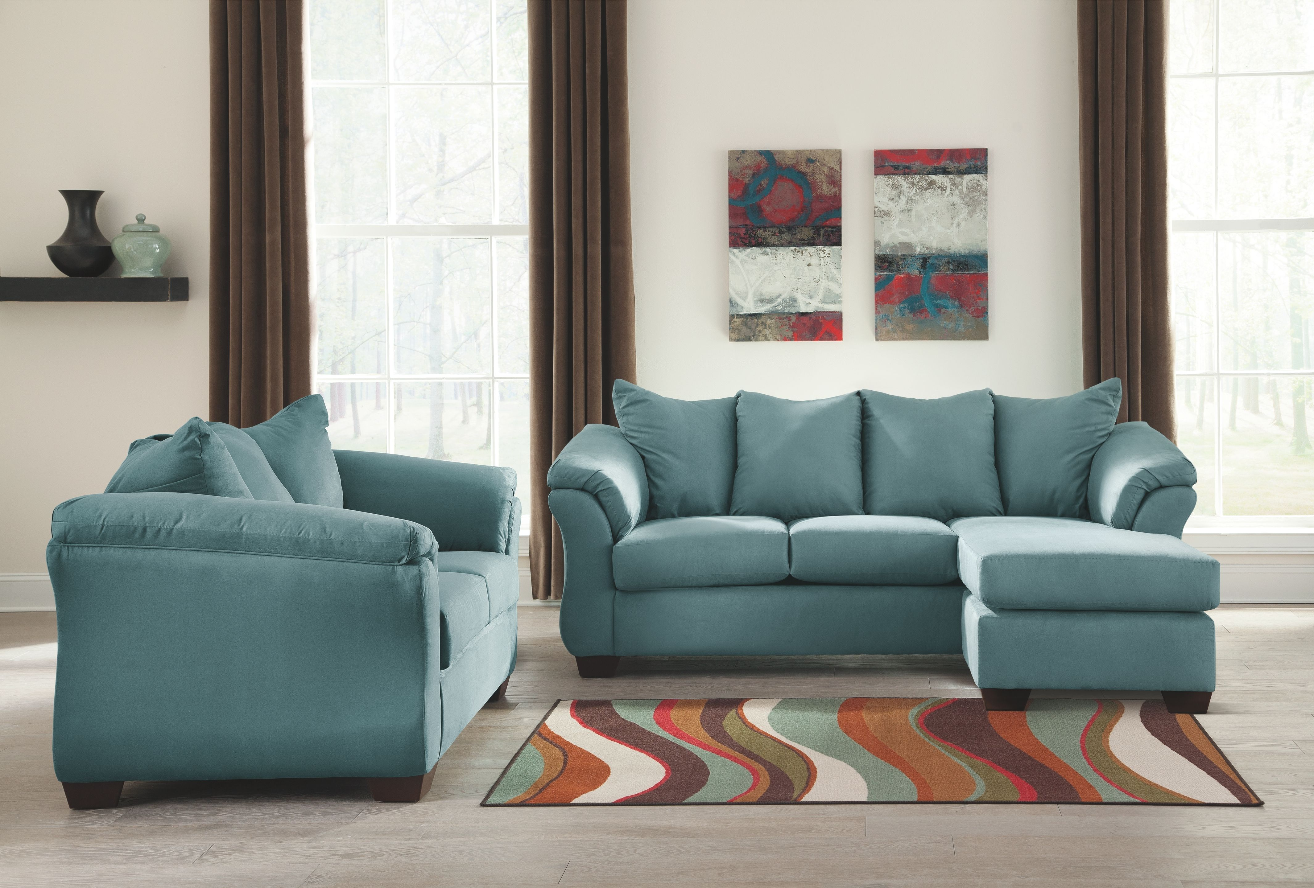 Darcy Sofa Chaise Loveseat Furniture Chaise Sofa Living Room