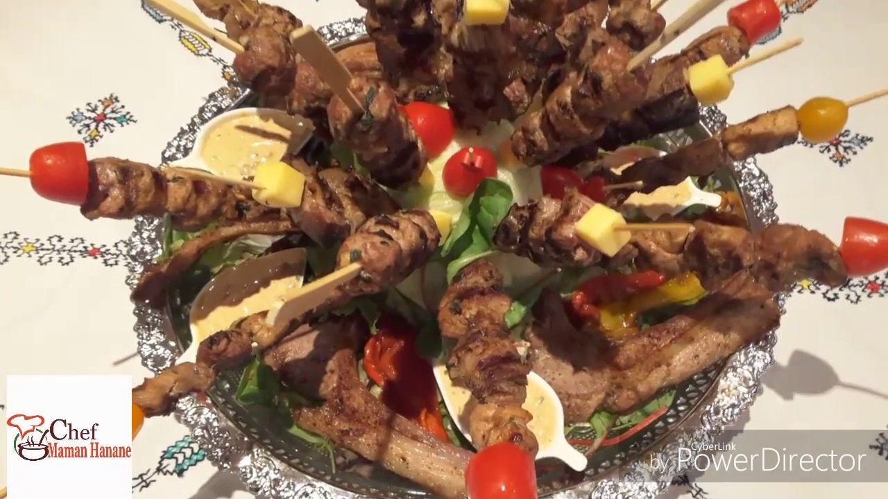 طريقة تقديم طبق المشاوي لحم كفتة بولفاف Food And Drink Food Beef