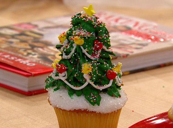 Buddy Valastro S Christmas Tree Cupcakes Recipe Christmas
