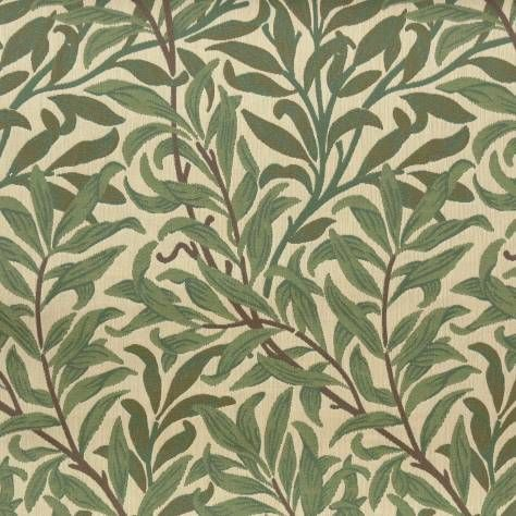 William Morris Co Willow Bough Fabric Forest Thyme