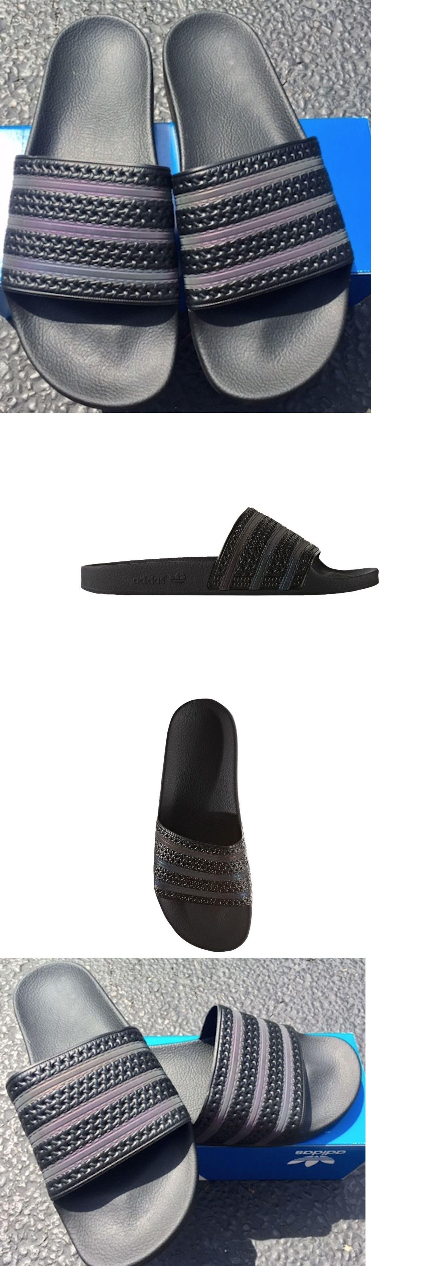 2fb9d13cf98c8f ... canada sandals and flip flops 11504 new adidas adilette xeno slides  bb0116 triple black sandal c23ea