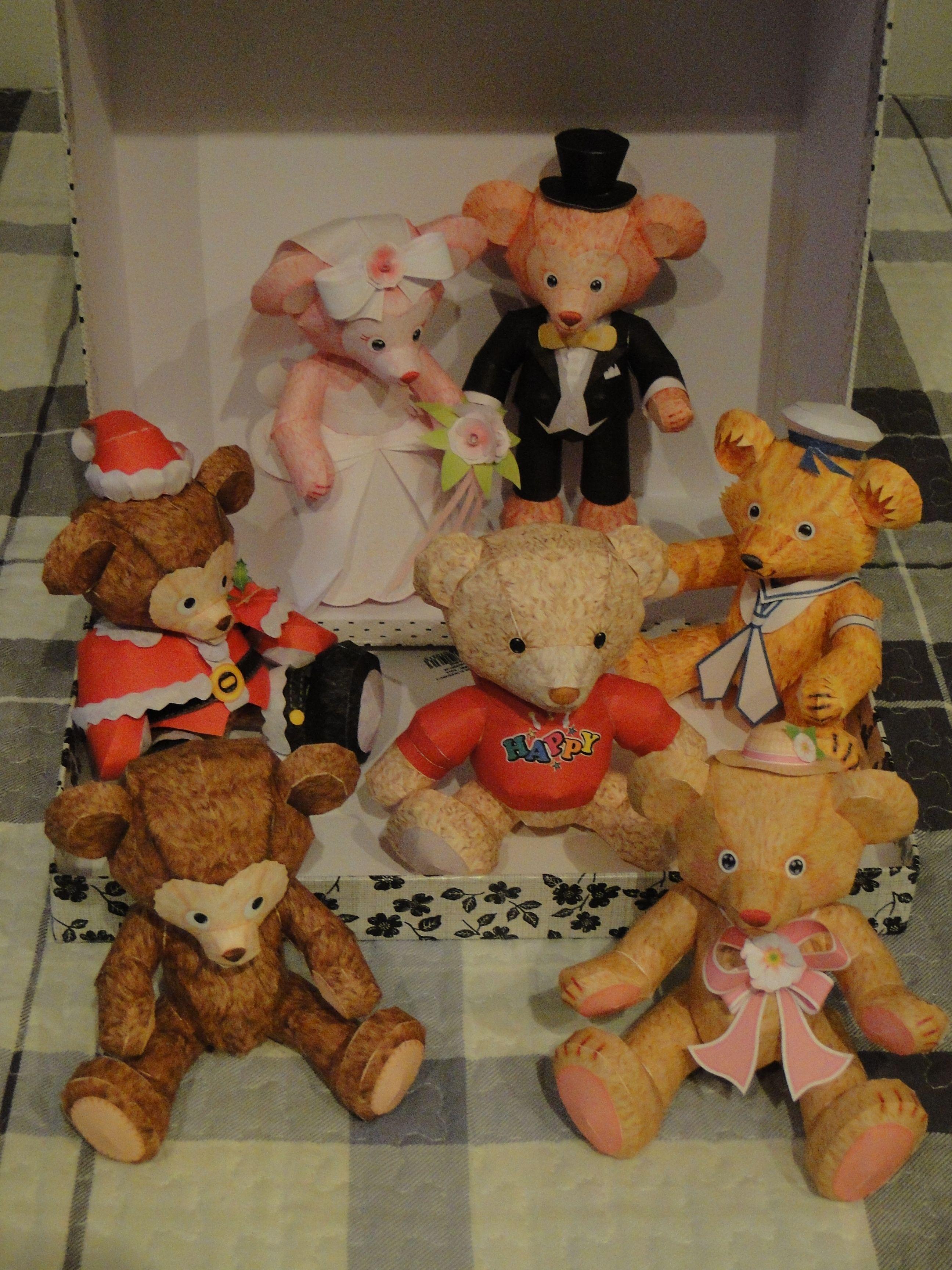 Teddy bear collection Teddy bear collection, Teddy bear