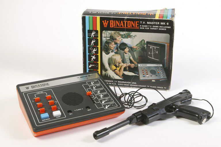 Binatone (Computer games console) | V Search the Collections