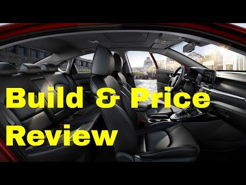 2019 Kia Forte Review The 2019 Kia Forte Is Offered In Four Configurations Fe Lxs S And Ex All Are Powered With A 2 0 Liter F Kia Forte Kia Configuration