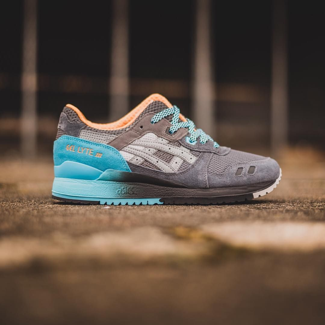 huge selection of 6028a 7ae31 Slam Jam x Asics Gel-Lyte III