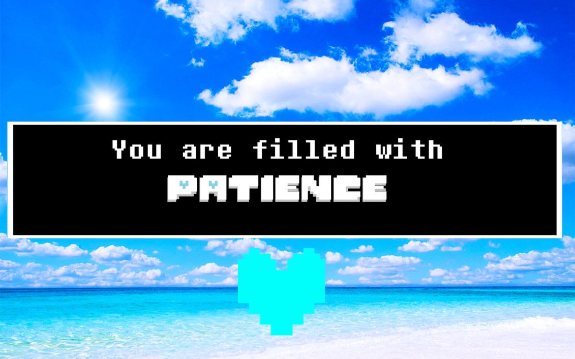 Undertale Patience Emily