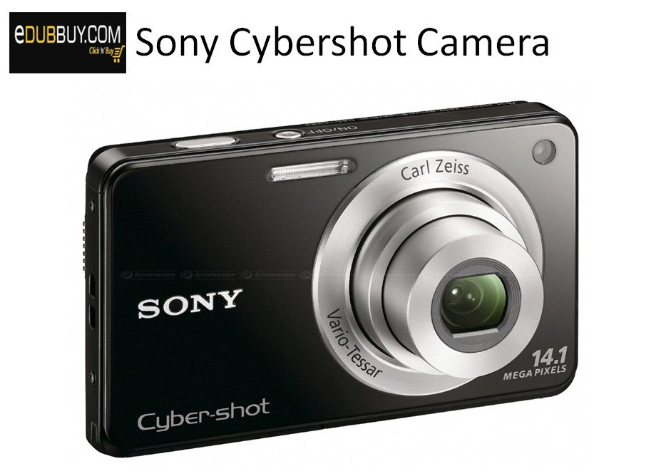 Sony Cybershot Camera Price in Dubai | eDubbuy Sony Cyber Shot DSC ...