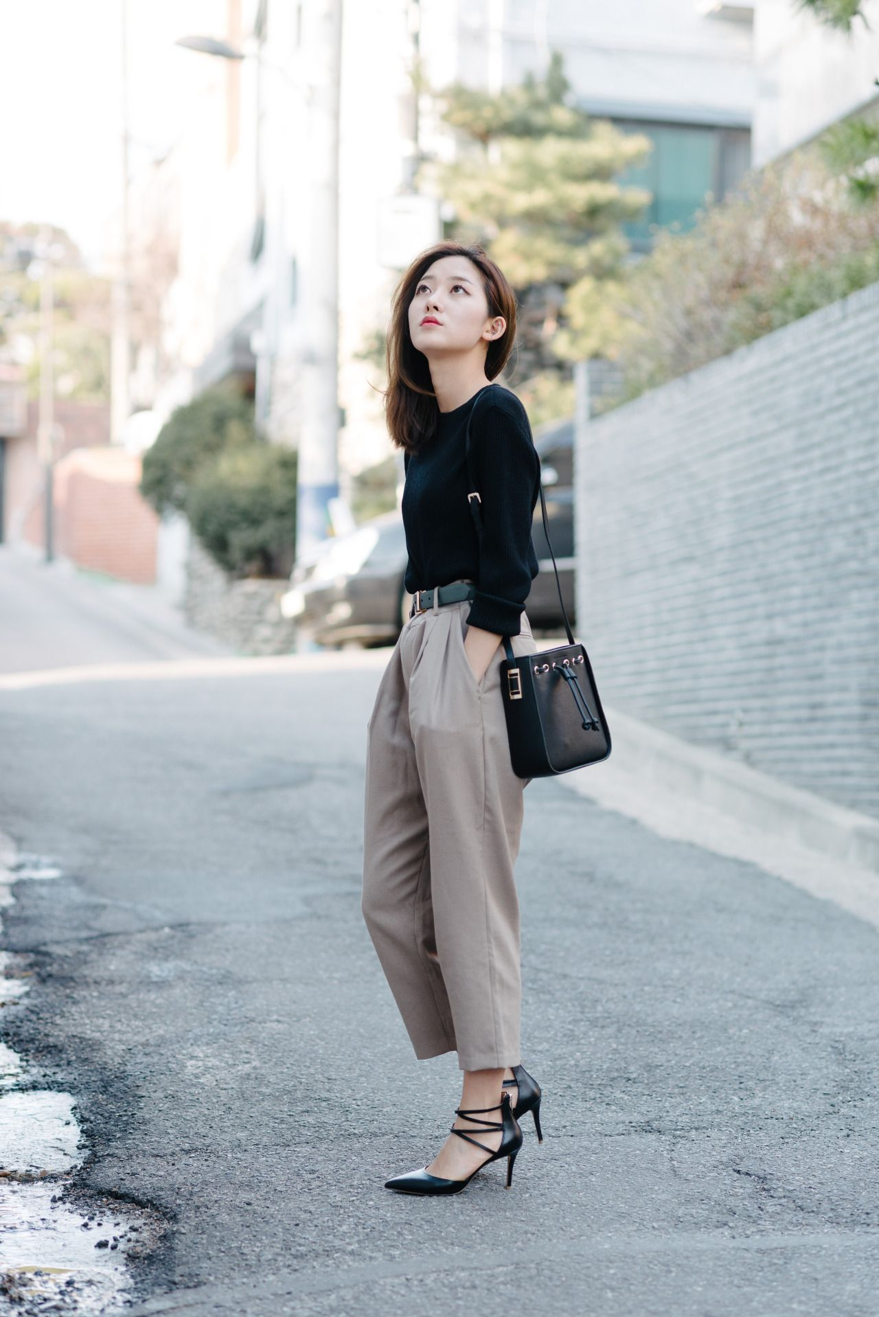#koreanmodel for WWW.IAMALEXFINCH.COM | Her wardrobe ...
