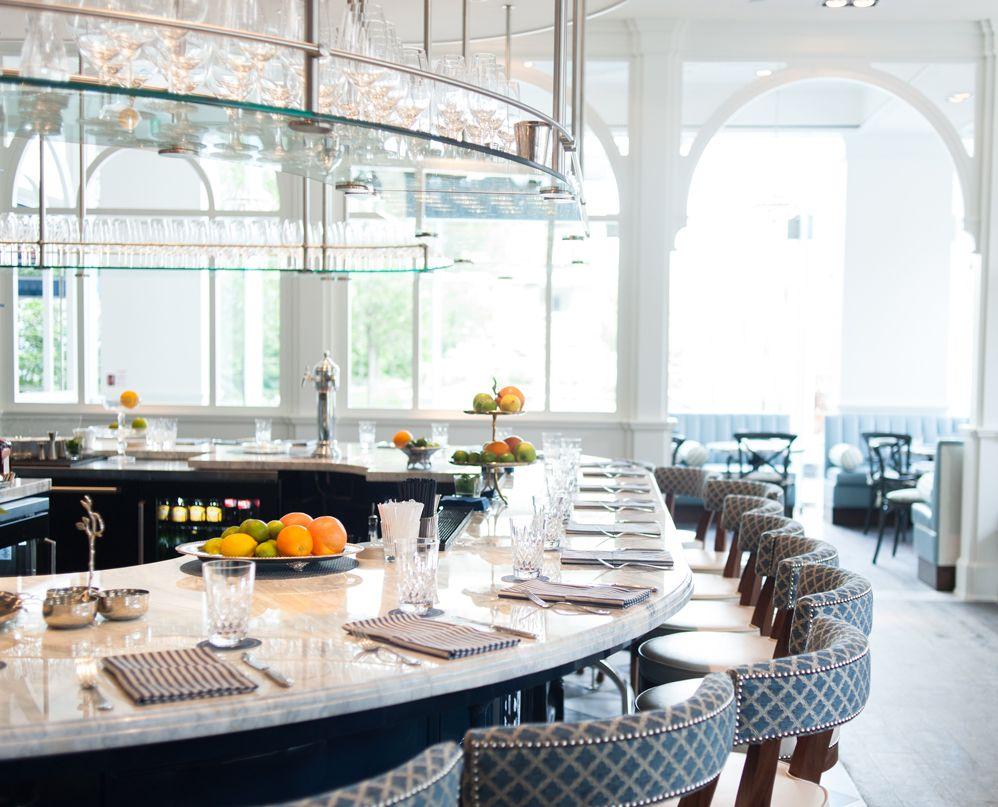 Colette grand café toronto nice new restau excellent