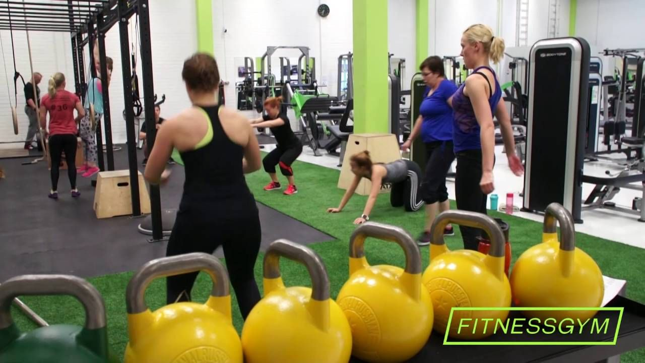 Fitness Gym Workout Fitnessgym Kivisto Kuntosalin Esittelyvideo Gym Workouts Planet Fitness Workout One Punch Man Workout
