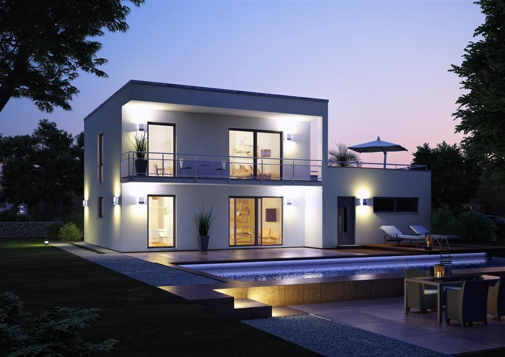 Häuser Haus, Kern haus und Haus architektur