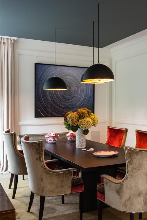16 Décor Trends That Are Going To Be Hot In 2018  Dining Nook Amazing Trends In Dining Rooms 2018