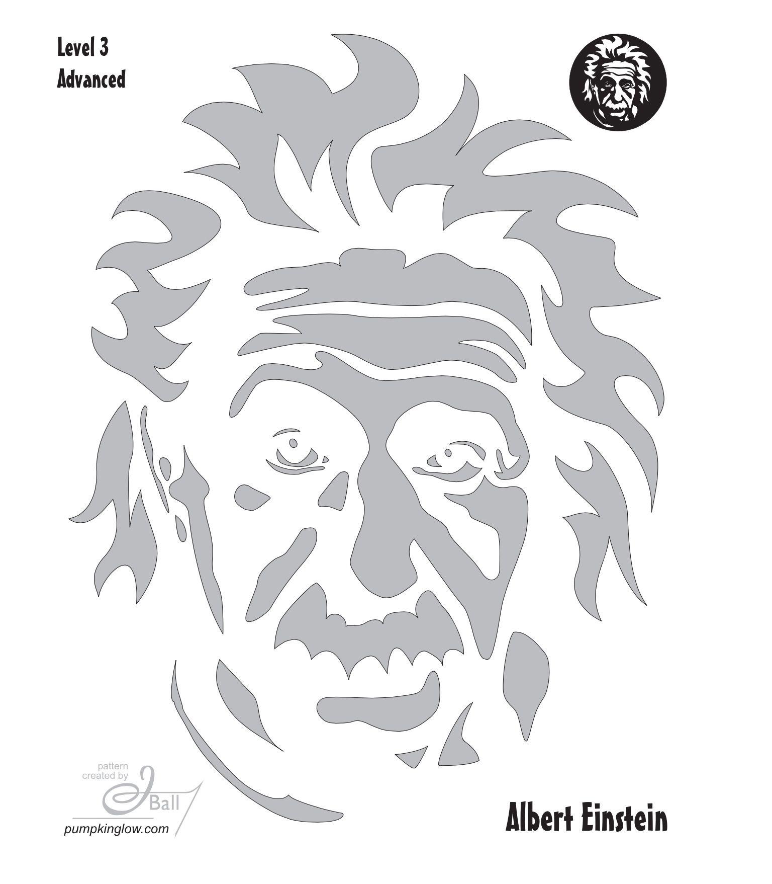 Einstein #stencil | stuffs | Pinterest | Einstein, Stenciling and ...