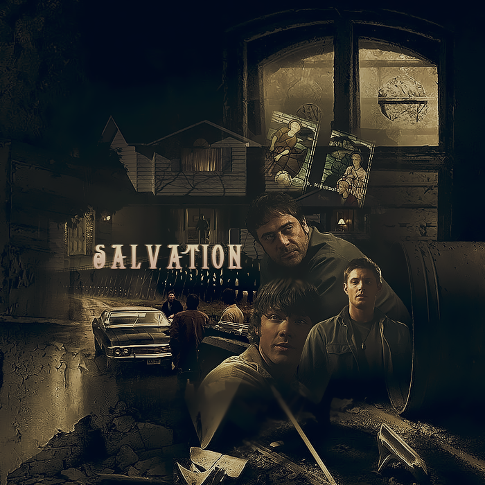 SALVATION SUPERNATURAL SEASON 1 EPISODE 21 by ArcGabriell