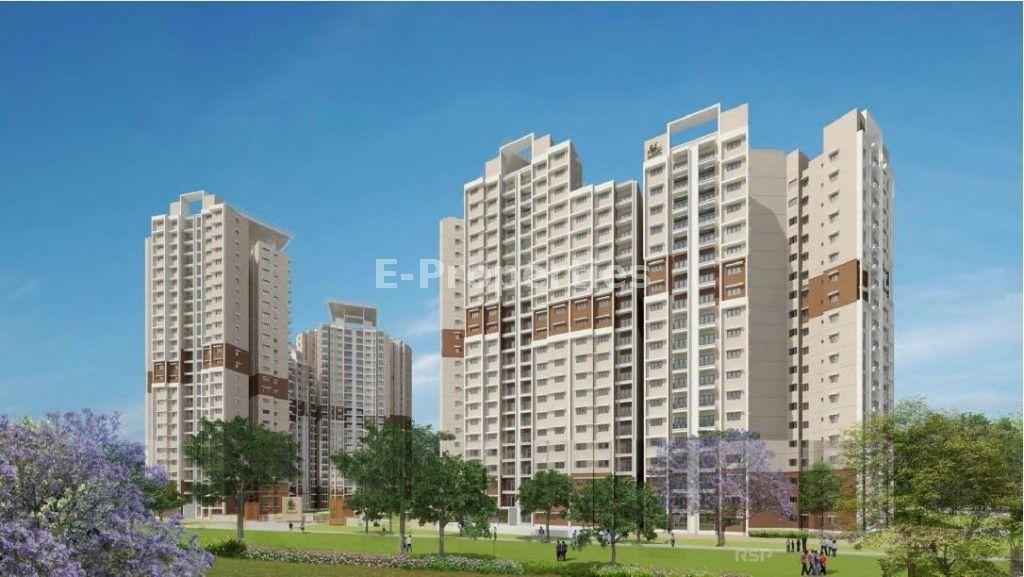Prestige Sunrise Park By Prestige Group In Electronic City Phase I Sunrise Park Sunrise City