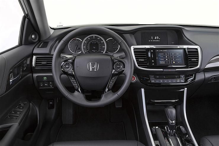 HONDA Accord Good Looks Combined with Remarkable