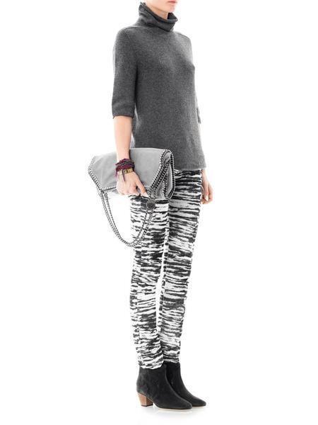 Isabel Marant Etoile Tiger Velvet Jeans
