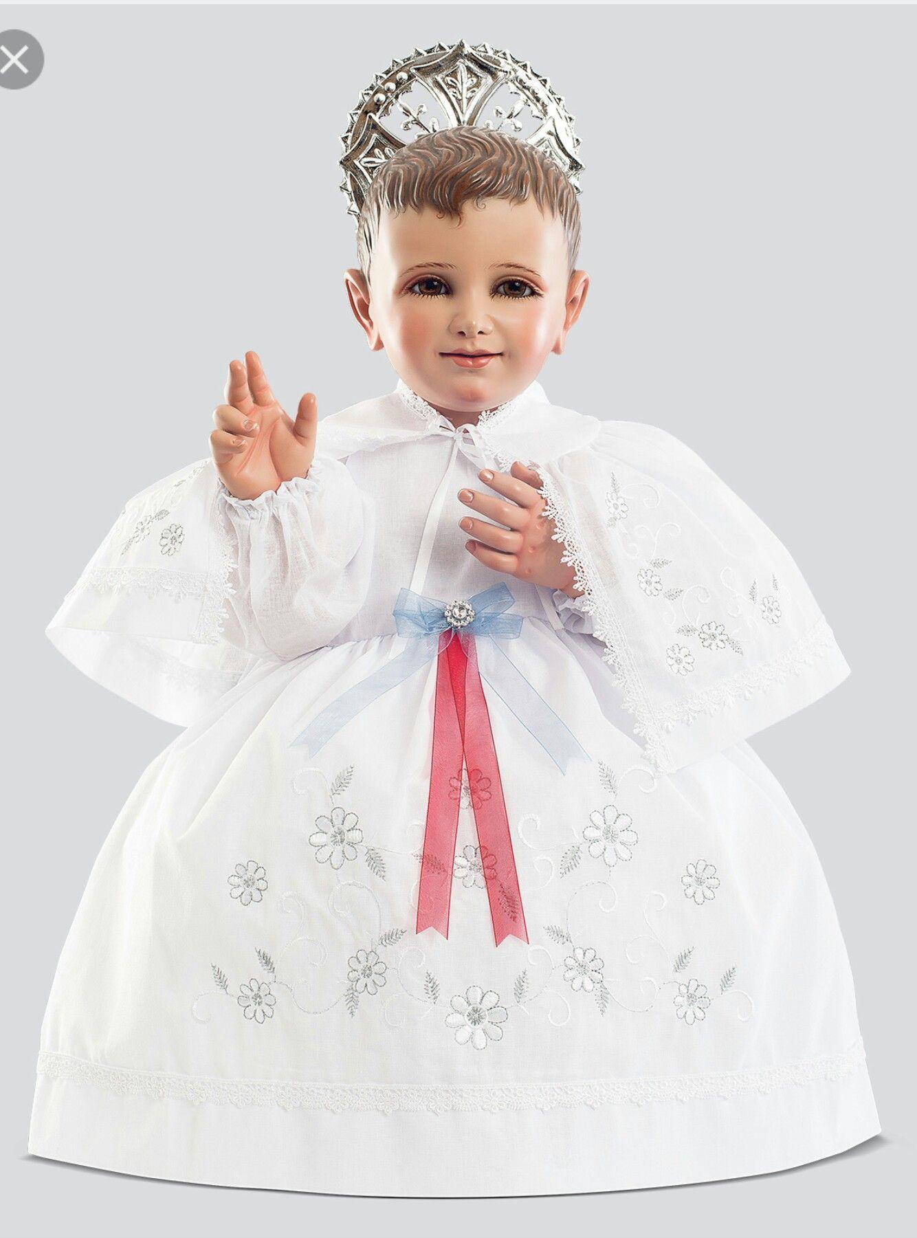 Vestido Del Niño De La Misericordia Niño Dios Vestido