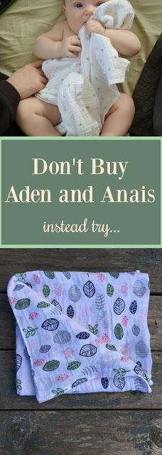 Don T Buy Aden Anais Instead Try Green Baby Baby