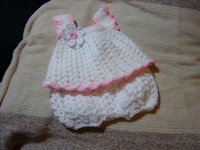 Ravelry Easy Baby Sun Dress Pattern By Carol Garcia