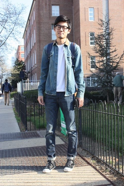 LET'S HEAR IT FOR THE BOYS: Tanner Family Denim via @Amy Levin