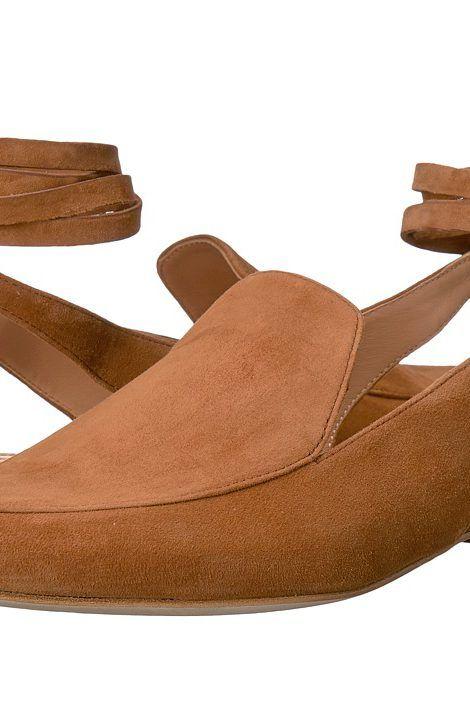 Shoes cognac Suede Bena Women's Sigerson Kid Morrison IPaExwnY