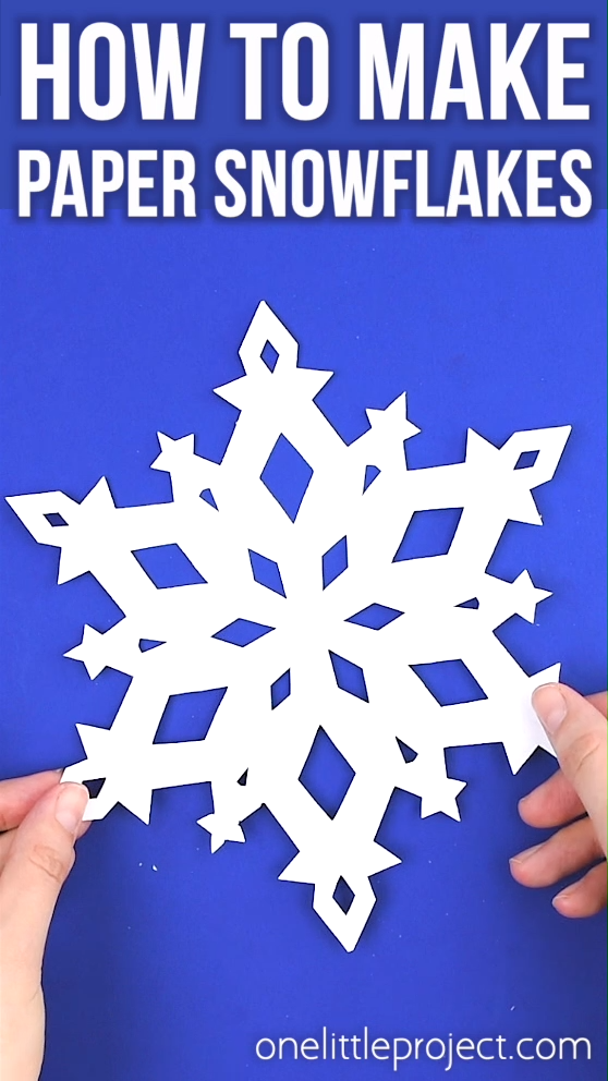 Photo of How to Make Paper Snowflakes