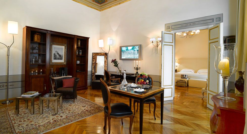 Photo Gallery - Relais Santa Croce Florence, 5* luxury hotel - Suites