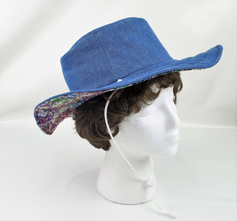 6311eb5c16a3c Denim Blue Hat