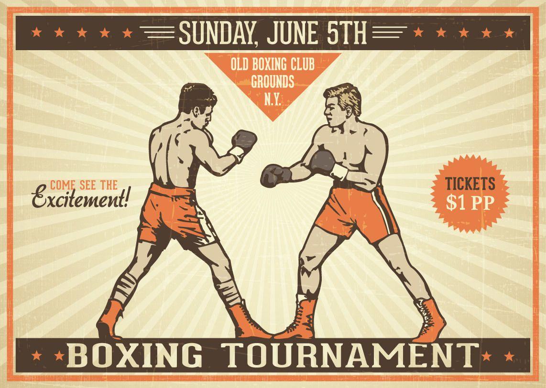 3ebdc37013dbc06d15feb95541eb502f-sketchy-vintage-boxing-poster.jpg (1142×812)