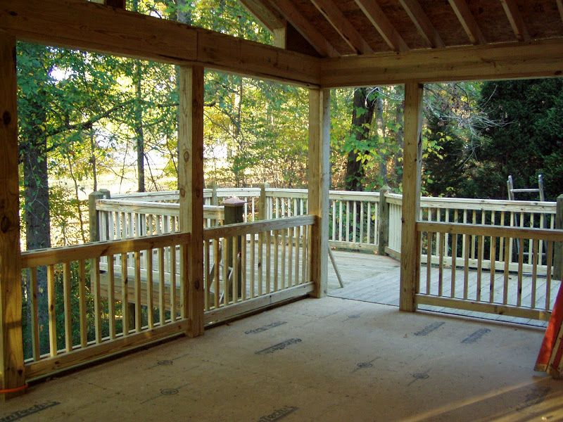 FAQ (With images) Screened porch