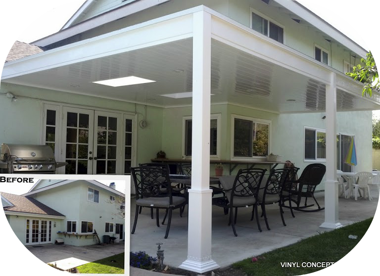 Advantages Of Vinyl Patio Covers Over Aluminum Http://vinyl Concepts.com