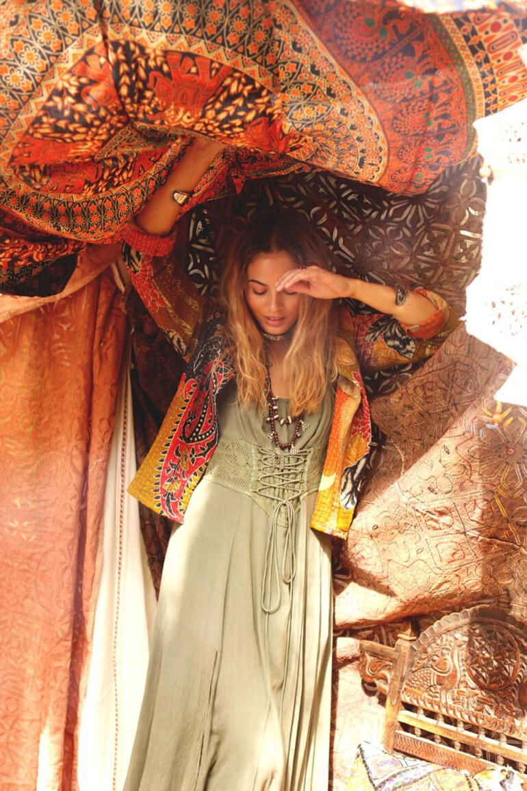 Tree Of Life Clothing's Bohemian Inspired Looks