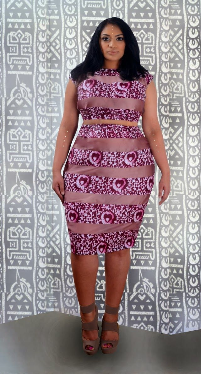 Plus Size African Outfit | African print dresses plus size by ...