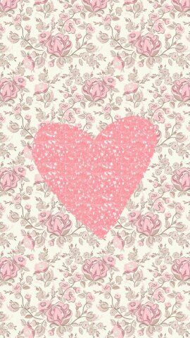 love, heart, pink, background, amazing | Background | Pinterest