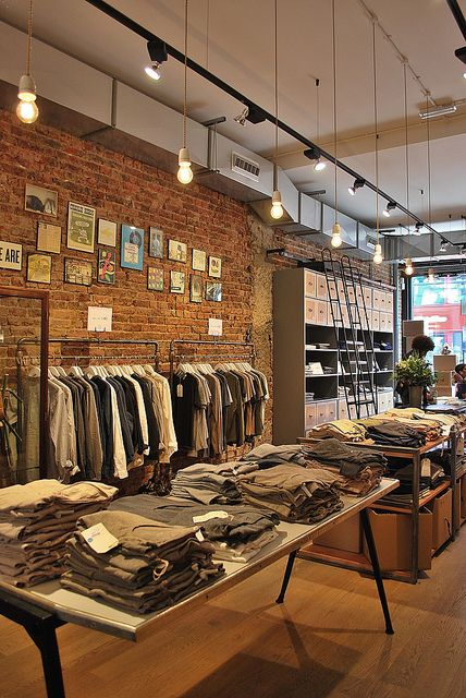 Retail design shop design fashion store interior for Retail interior design agency london