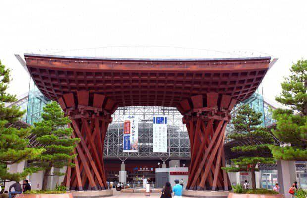 [New] Only in Kanazawa  The Tsuzumi Gate and Hospitality Dome https://t.co/C9FXKqcKaw #MATCHA https://t.co/ZplDUXFTuB