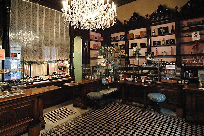 Caffe Pasticceria Pirona Trieste Il Locale Dove James Joyce