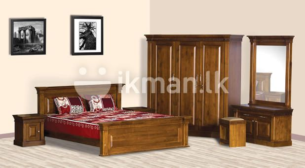 Teak Bedroom Set For Sale Sri Lanka Lankabuysell Com Bedroom Sets For Sale Teak Bedroom Bedroom Set