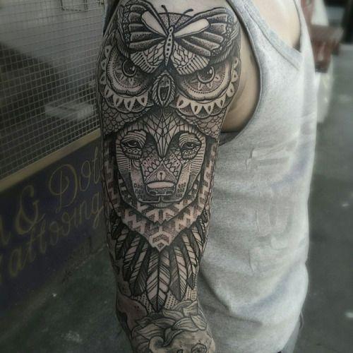 Paul Davies Ink Tattoo Totem Tattoo Tattoos Ink Tattoo