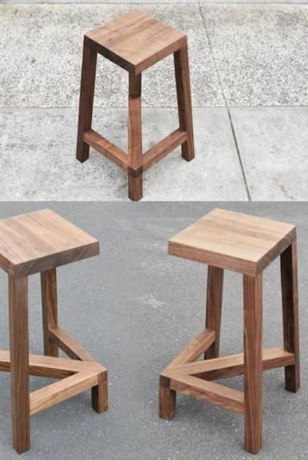 Modern Furniture Creating Visual Illusions