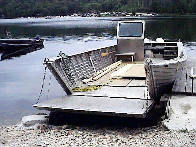 Henley New High Speed Landing Craft - Function and ...