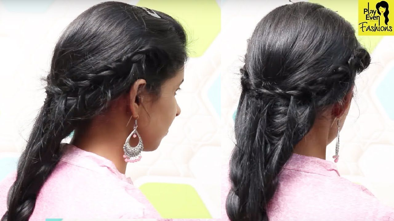 Pin by Poonam Kaur on Everyday Hairstyles   Easy ...