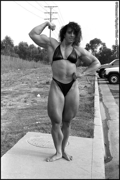 Tina Lockwood | STRONG QUADS AND CALVES | Fitness ...